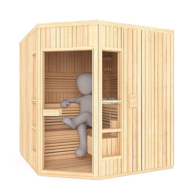 postava v sauně