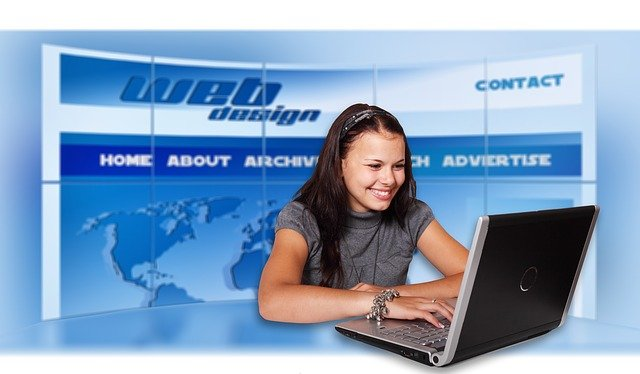 výuka web designu