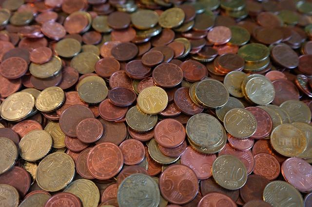 mince eurocentu