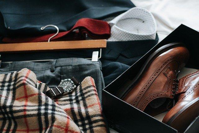 kam uložit oblečení