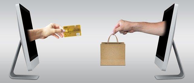 elektronický obchod, prodej